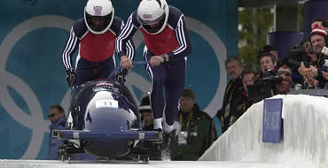 Bobsleigh - Outdoor - Argos Gift Experiences
