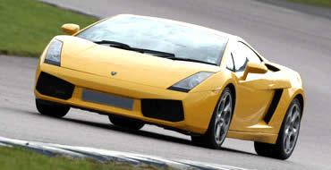 Lamborghini Thrill