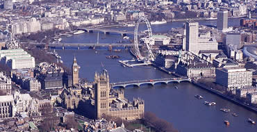London Pleasure Flight