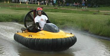 Hovercraft Blast - Drive - Argos Gift Experiences