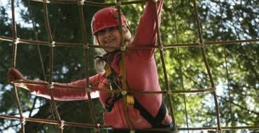 Junior High Ropes Adventure