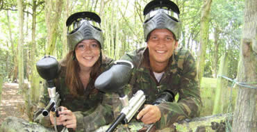 Paintball for Ten - Outdoor - Argos Gift Experiences
