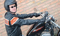 A Harley-Davidson tour of London