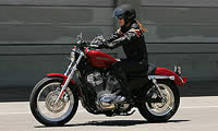 Harley-Davidson Hire