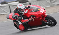 Motorbike Supertrack Day at Knockhill