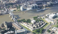25 Minute Helicopter Flight Over London