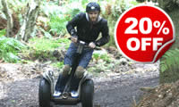 Weekend Segway Rally For Two, Was £74, Now £59