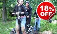 Weekend Segway Rally, Was £39, Now £32