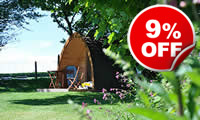 Glamping Break, Was £109, Now £99