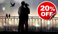 Romantic Boutique Break for Two - Was £124, Now £99