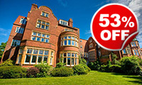 Two Night Getaway, Was £199, Now £94