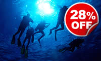 Discover Scuba Diving Experience for Two, Was £54, Now £39