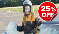 Junior Rally Experience, Was £99, Now £74