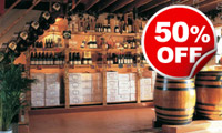 Winery and Brewery Tour with Tasting for Two,  Was £34, Now £17