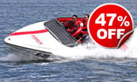 007 Powerboat Adventure Day, Was £149, Now £79