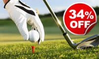 Six Month Open Fairways Membership, Was £44, Now £29