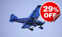 60 Minute Flying Lesson, Was £239, Now £169