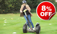 Weekend Segway Tour for Two, Was £59, Now £54