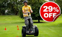 Weekday Segway Tour, Was £34, Now £24