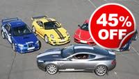 Triple Supercar Drive, Was £179, Now £99