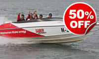Powerboat Taster, Was £99, Now £49