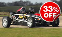 Ariel Atom Thrill, Was £119, Now £74
