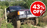 4x4 Off Road Driving Adventure, Was £139, Now £79