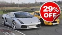 Supercar Blast, Was £69, Now £49