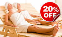 Champneys Springs Indulgent Spa Day with Lunch for Two, Was £199, Now £159