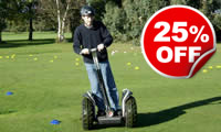 Weekday Segway Tour for Two, Was £59, Now £44
