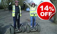 Weekend Segway Tour, Was £34, Now £29