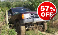 Weekday 4x4 Off Road Driving Adventure, Was £139, Now £59