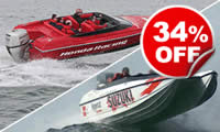 Superboat Double Thrill, Was £149, Now £99