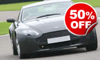 Aston Martin Drive & Ariel Atom Ride, Was £139, Now £69