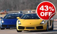 Supercar Drive Choice, Was £139 Now £79