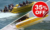 Ultimate Powerboat Experience, Was £199, Now £129