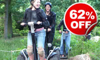 Segway Rally Experience, Was £39, Now £15
