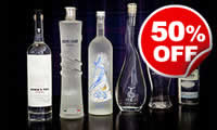 Vodka Tasting, Was £64, Now £32