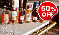 Whisky Tasting, Was £64, Now £32