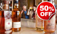 Whisky Tasting for Two, Was £129, Now £64