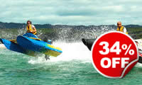 Zego Thrill Experience for Two, Was £118, Now £78