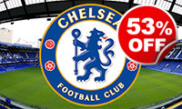 Adult Tour of Chelsea Football Club for Two, Was £34, Now £16
