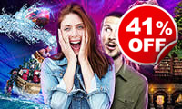 Ripley's Believe it or Not! London for Two - Was £49, Now £29