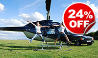 VIP London Skyline Tour with Champagne for Two, Was £249, Now £189