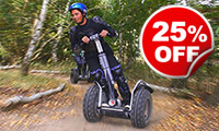 Segway Taster, Was £20, Now £15