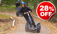 Segway Taster for Two, Was £40, Now £29