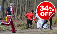 Zombie Run for Two, Was £59, Now £39