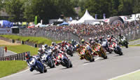 British Superbike Race Day Ticket