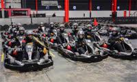 50 Lap Karting Race