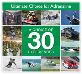 Ultimate Choice for Adrenaline